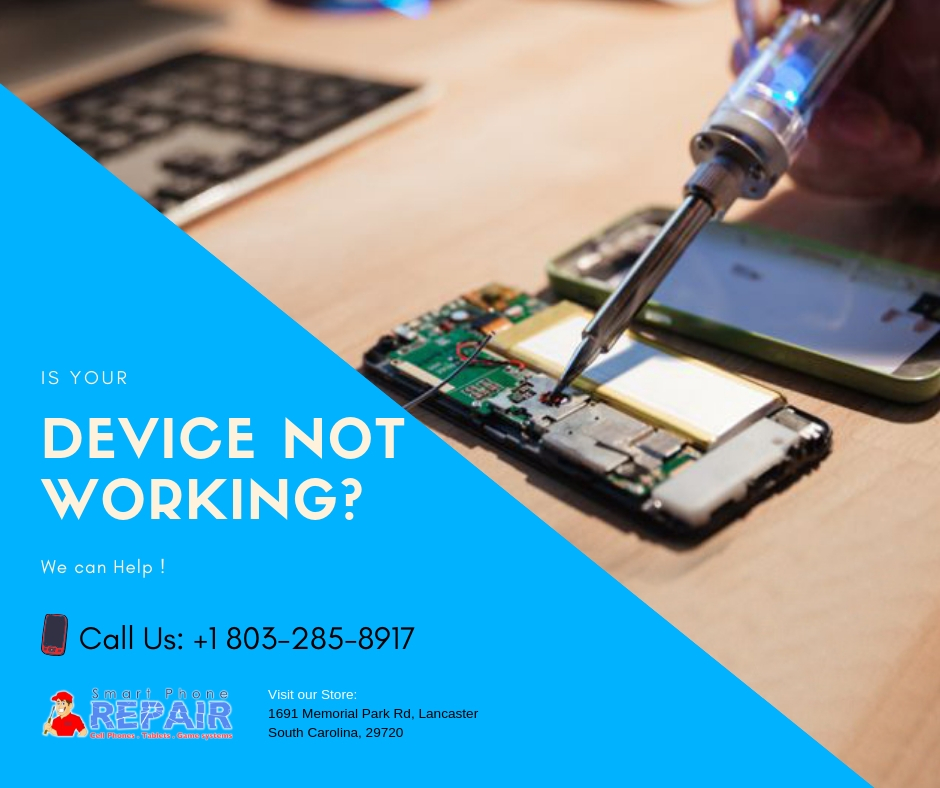 Is your device not working?