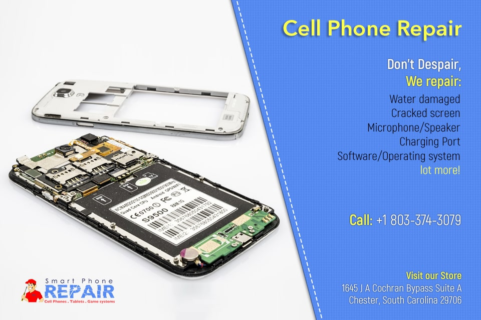 Cell Phone Repair in Chester