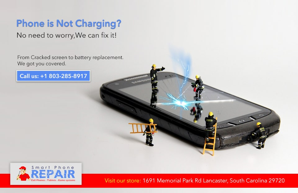 Phone is not charging?