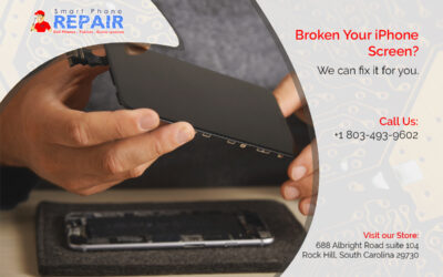 We Can Replace your broken iPhone Screen