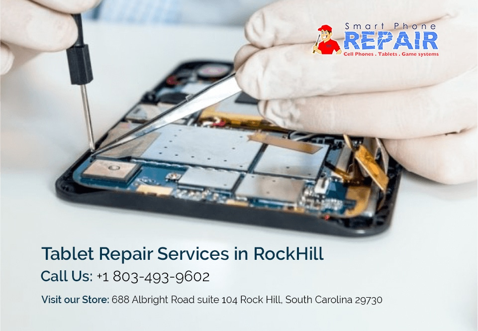 Tablet Repair in Rockhill