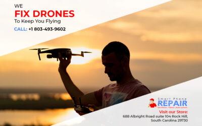 We Repair Your Drone To Keep You Flying