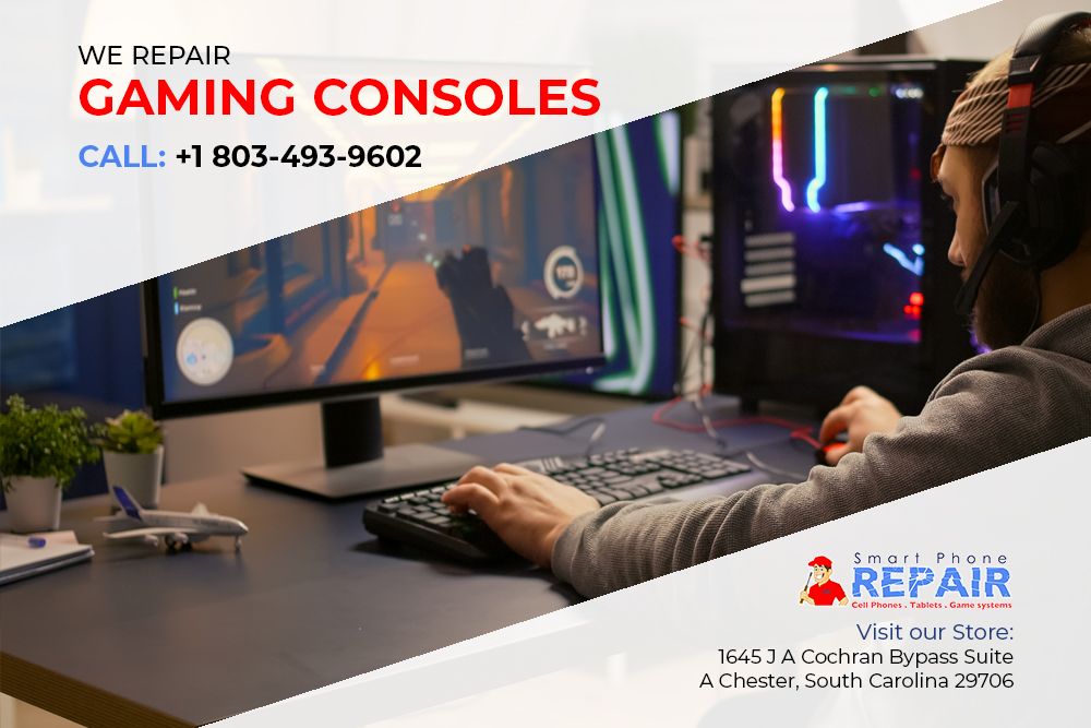 We Repair Gaming Consoles